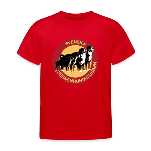 Sennenhundklubben - T-shirt barn
