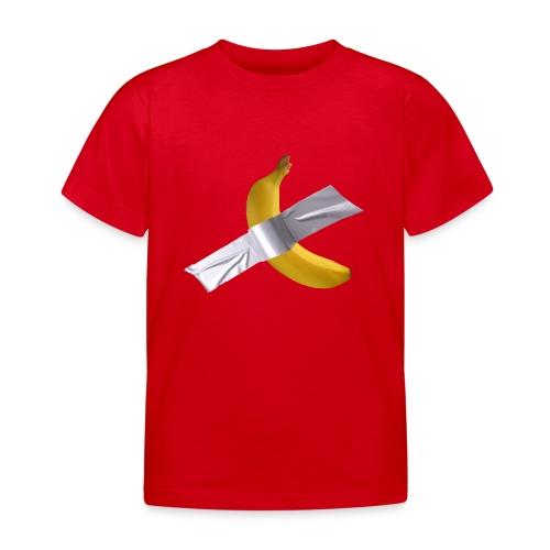 Banana art - Maglietta per bambini