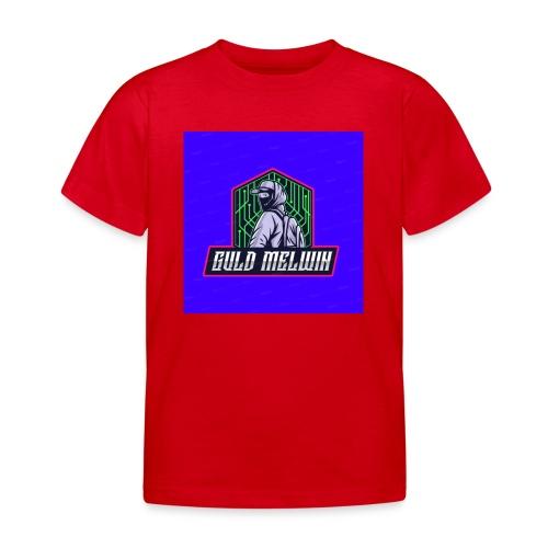 Guld Melwin - T-shirt barn