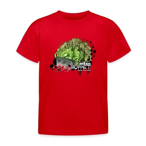 mr & mrs muppet - Kinder T-Shirt