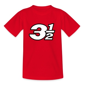 Three and a Half Logo - Kids' T-Shirt