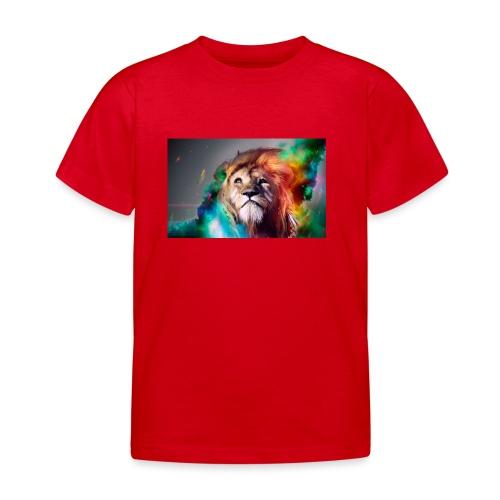 hero lion - T-shirt Enfant