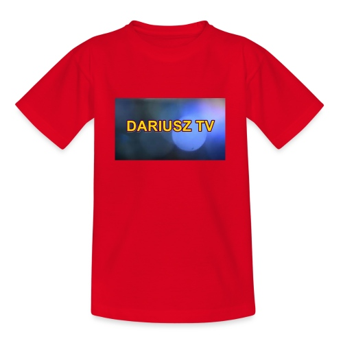 DARIUSZ TV - Koszulka dziecięca