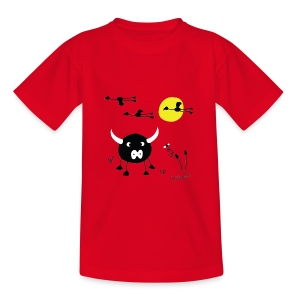 camargue rouge - T-shirt Enfant