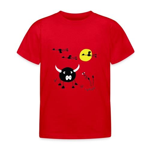 camargue rouge - T-shirt Enfant