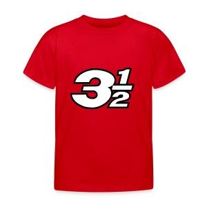 Three and a Half Logo - Kids' T-Shirt