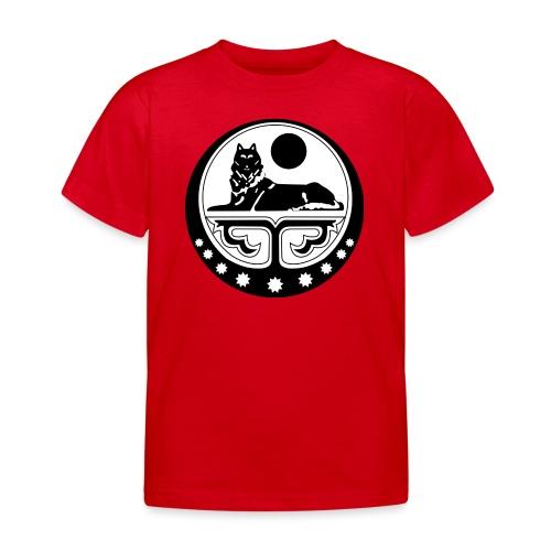 ichkeria wolf - Kinder T-Shirt