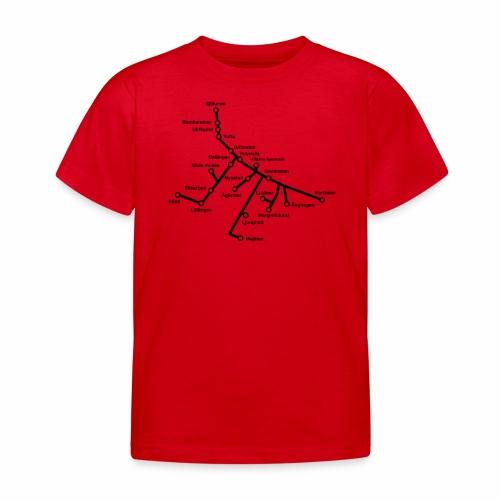 Lisch Tisch Hoods - T-shirt barn