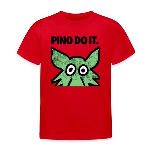 PINO DO IT - Maglietta per bambini