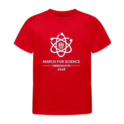 March for Science København 2018 - Kids' T-Shirt