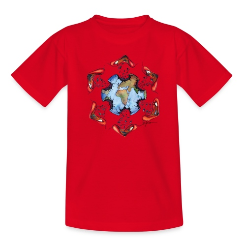 Égoïsme de l'être humain - T-shirt Enfant