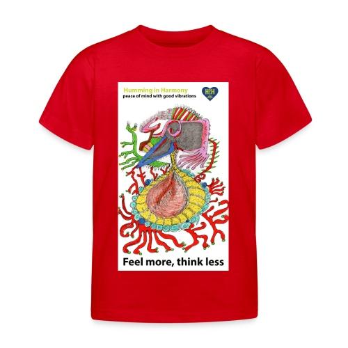 Sense of touch - Camiseta niño