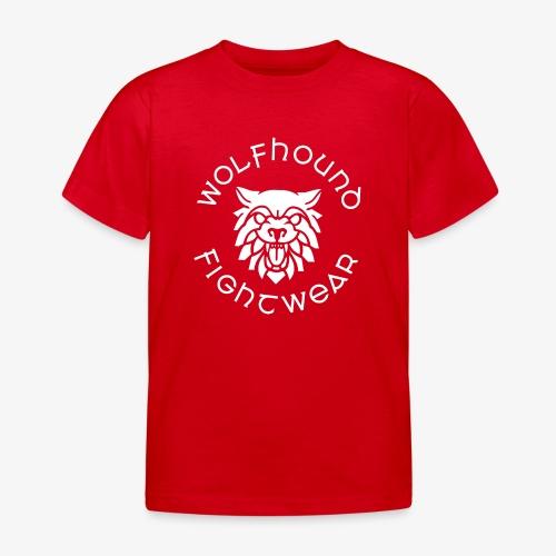 logo round w - Kids' T-Shirt