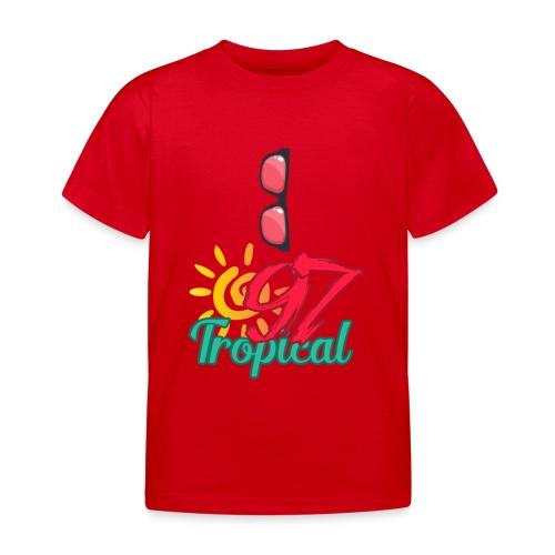 A01 4 - T-shirt Enfant