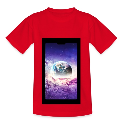 Univers - T-shirt Enfant