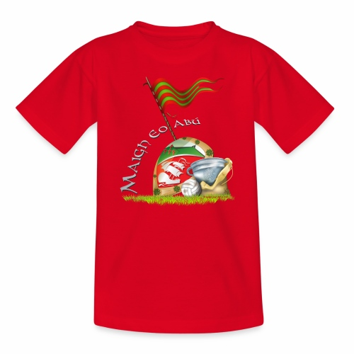 Maigh Eo Abú - Kids' T-Shirt