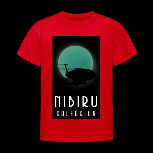 colección Nibiru - Camiseta niño