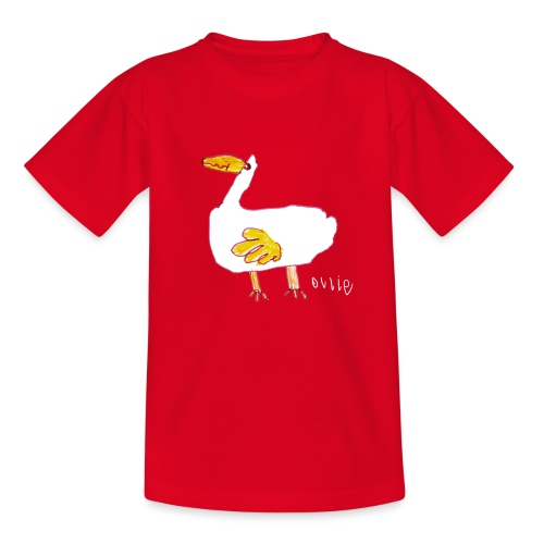 Ollie's Duck - Kids' T-Shirt