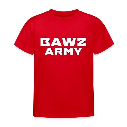 BAWZ ARMY - Kinderen T-shirt