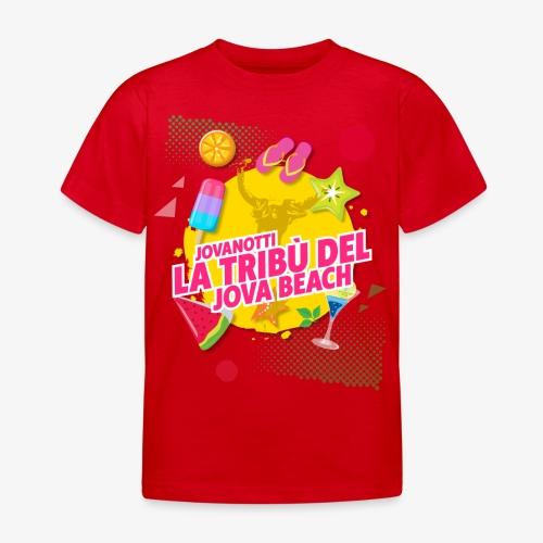 Tribù Beach 2019 - Maglietta per bambini