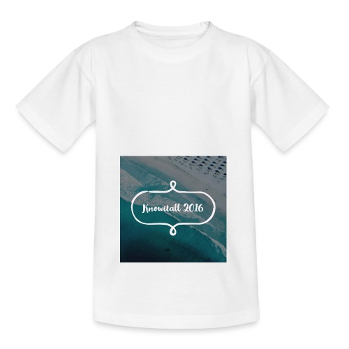 Knowitall 2016 - Kids' T-Shirt