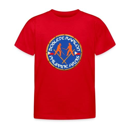 Arnis Kali Doblete Rapilon - T-shirt Enfant