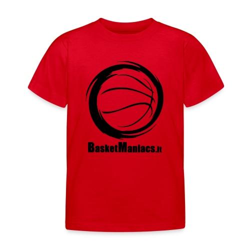 Basket Maniacs - Maglietta per bambini