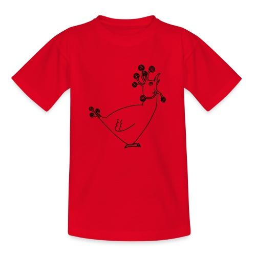 Cosmic Chicken - Kids' T-Shirt