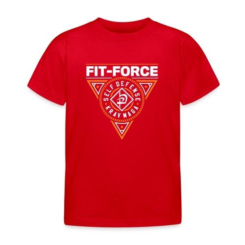 Fit-Force Driehoek - T-shirt Enfant