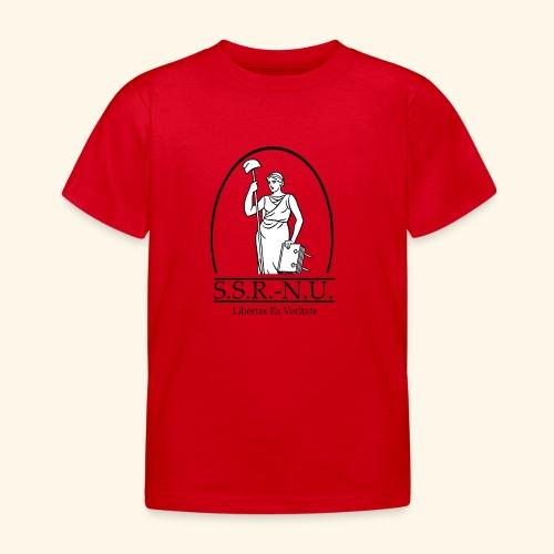 Uniemaagd - Kinderen T-shirt