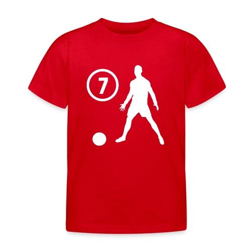 Goal soccer 7 - Kinderen T-shirt