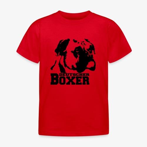 Deutscher Boxer - Kinder T-Shirt
