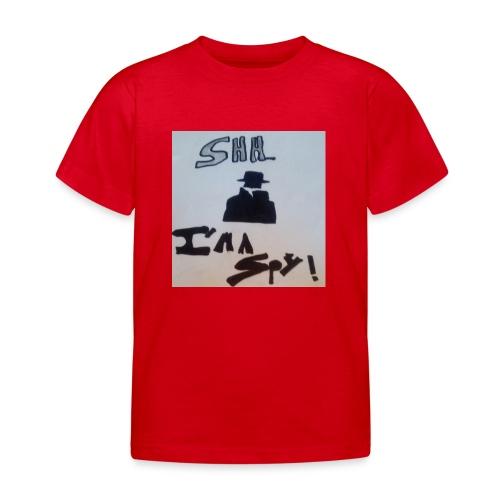 Shhhhhhh... Im a spy - Kids' T-Shirt