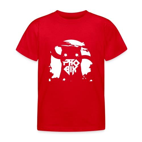 white 01big png - Kinder T-Shirt