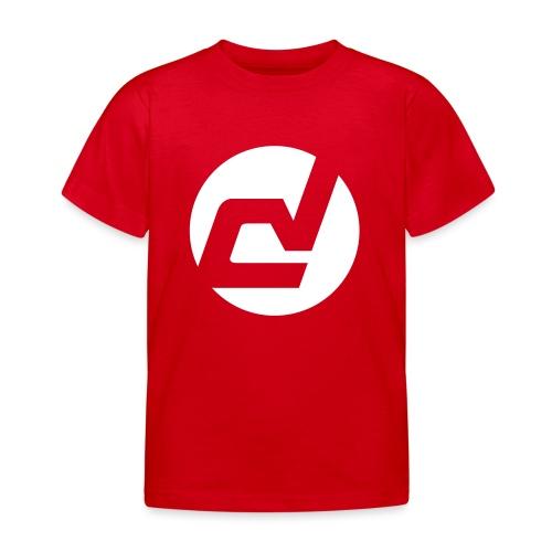 logo blanc - T-shirt Enfant