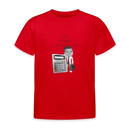 The Human Calcutor - T-shirt barn