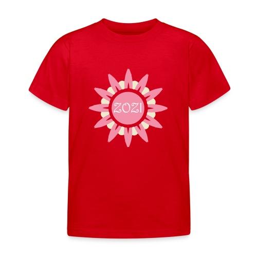 Zozi_Flower - T-shirt barn