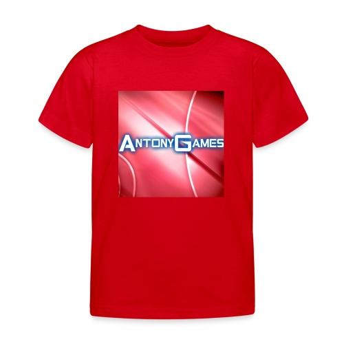 AntonyGames - Kinderen T-shirt