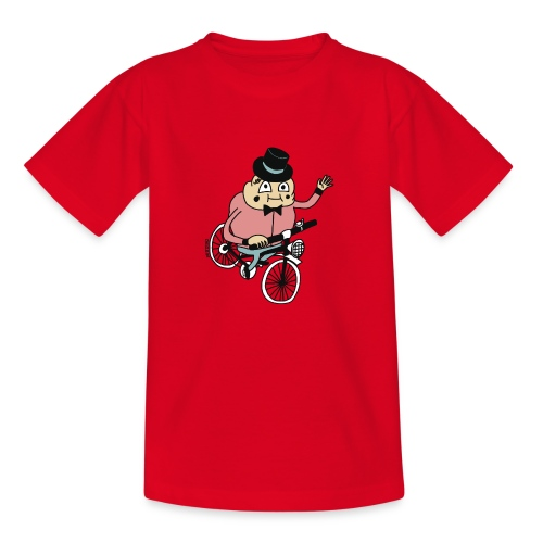 Biker by Cheslo - Kinder T-Shirt