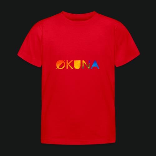 ØKUNA - classic - T-shirt Enfant