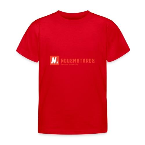NMKEY - T-shirt Enfant