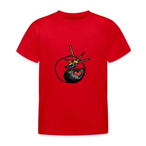 Mindfackt logo - Lasten t-paita