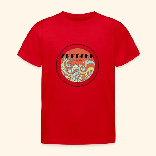 zeebonkwaves - Kinderen T-shirt