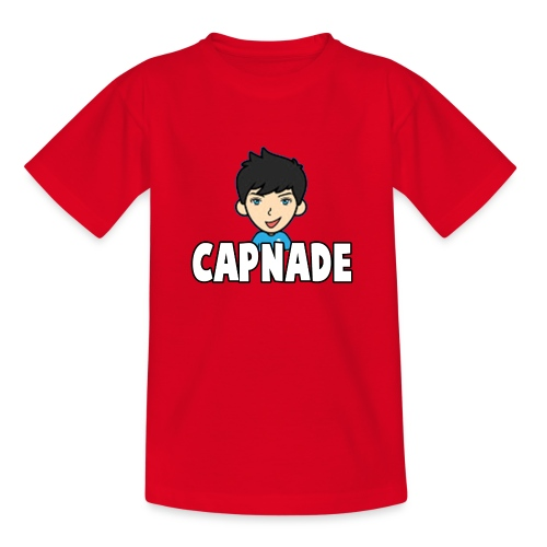 Basic Capnade's Products - Kids' T-Shirt