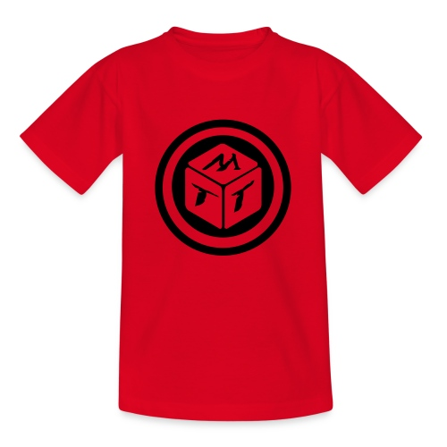 mb logo klein - Kinder T-Shirt