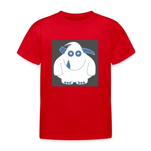Pinky Monster - Kids' T-Shirt