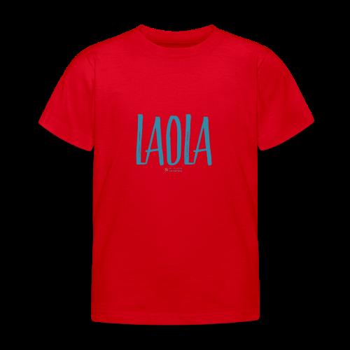 ola - Camiseta niño