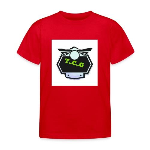 Cool gamer logo - Kids' T-Shirt