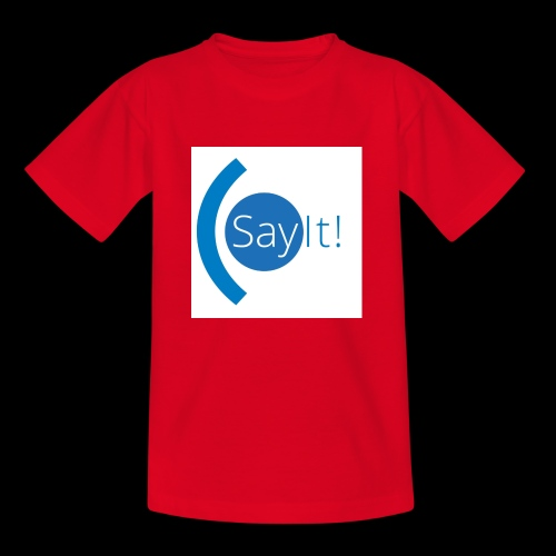 Sayit! - Kids' T-Shirt