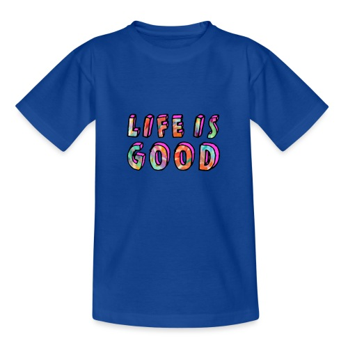 LifeIsGood - Kids' T-Shirt
